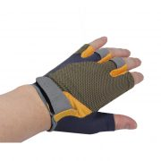 Fingerless-Cycling-Gloves-Yellow-04